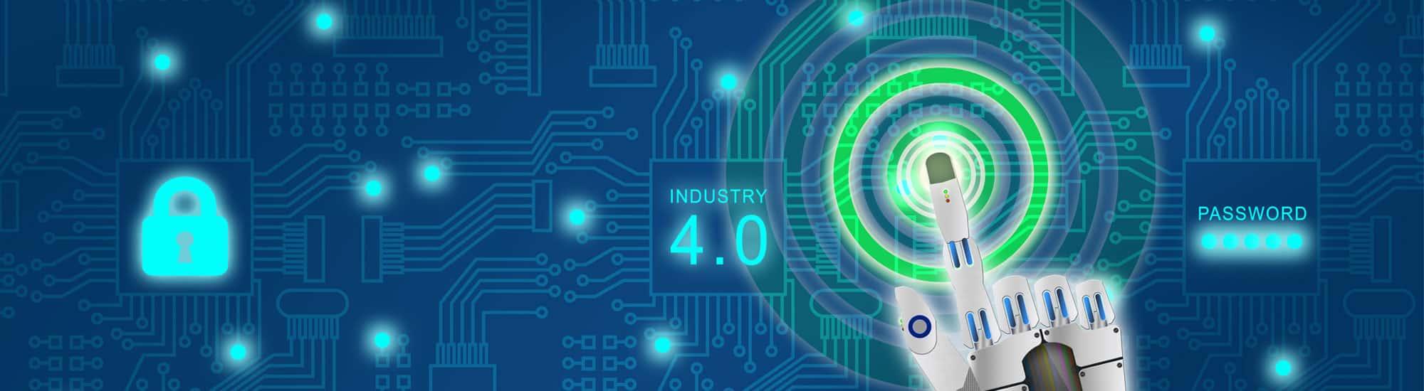 Was verbirgt sich hinter der Industrie 4.0