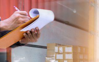 Wareneingangskontrolle mit digitalen Checklisten